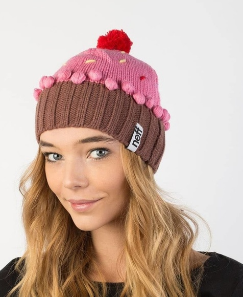 3b8ff1d1313 Neff cupcake hat beanie